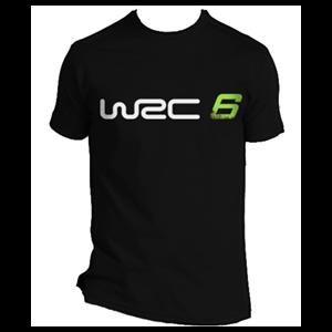 Camiseta WRC 6