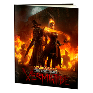 Cuaderno de notas Warhammer: The End Times Vermintide
