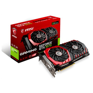 MSI Gaming GeForce GTX1070 8G