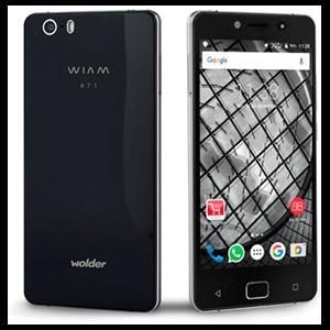"Smartphone Wolder Wiam71 5"" Quad Core 1Gb+8Gb 18Mpx 4G"