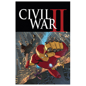 Civil War II nº 2