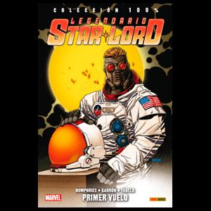 100% Marvel. Legendario Starlord: Primer Vuelo