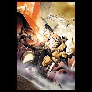 Marvel Deluxe. Patrulla-X: Cisma