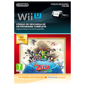 The Legend of Zelda: Wind Waker HD - Wii U