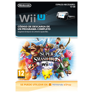 Super Smash Bros - Wii U