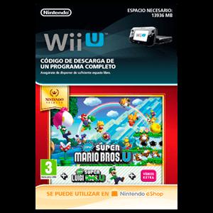 New Super Mario Bros U + Super Luigi U - Wii U
