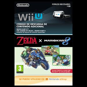 Mario Kart 8: The Legend of Zelda Pack - Wii U