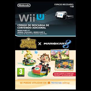 Mario Kart 8: Animal Crossing Pack - Wii U