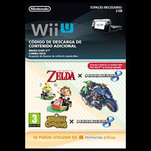 Mario Kart 8: Combo Pack - Wii U