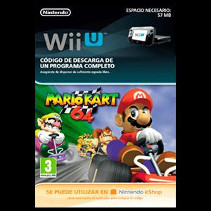 Mario Kart 64 - Wii U
