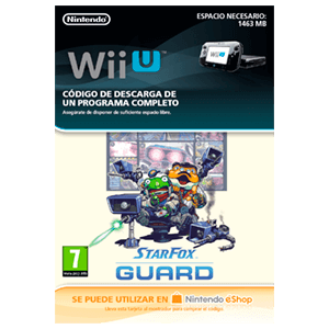 Star Fox Guard - Wii U