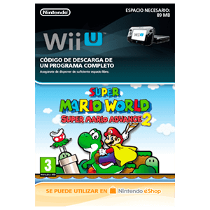 Super Mario Advance 2: Super Mario World - Wii U