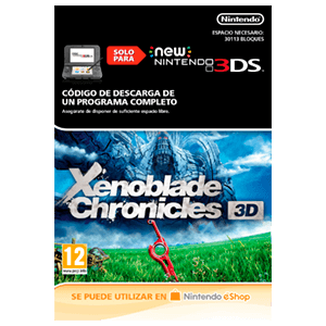 Xenoblade Chronicles 3D - N3DS