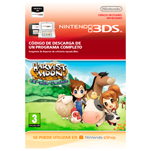 Harvest Moon: El Valle Perdido - 3DS