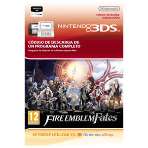 Fire Emblem Fates - 3DS