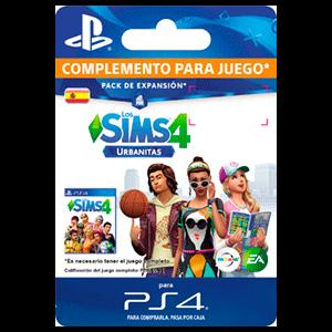 The Sims 4 Urbanitas PS4