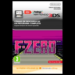 F-Zero - N3DS