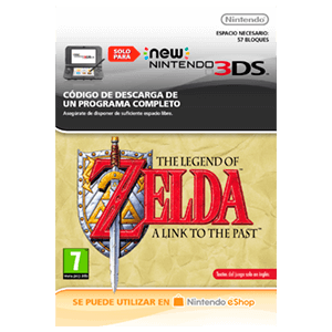 The Legend of Zelda: A Link to the Past - N3DS