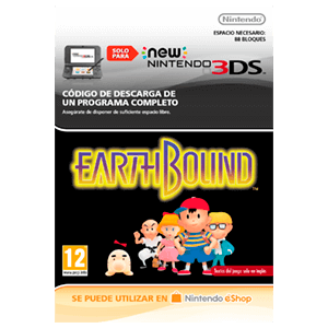 EarthBound - N3DS