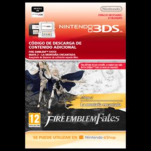 Fire Emblem Fates: Mapa 2 - La Montaña Encantada 3DS