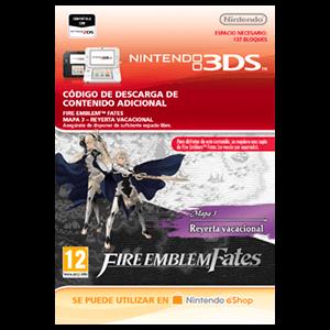 Fire Emblem Fates: Mapa 3 - Reyerta Vacacional 3DS