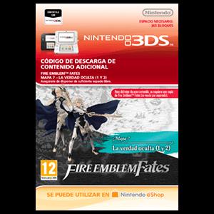 Fire Emblem Fates: Mapa 7 - La Verdad Oculta 1 y 2 3DS