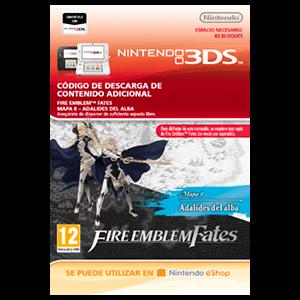 Fire Emblem Fates: Mapa 8 - Adalides del Alba 3DS