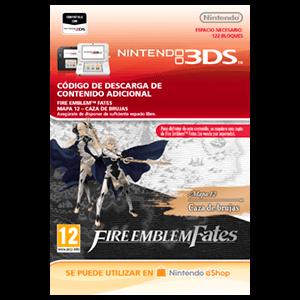 Fire Emblem Fates: Mapa 12 - Caza de Brujas 3DS