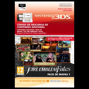 Fire Emblem Fates: Pack de Mapas 1 - 3DS