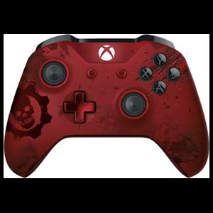 Controller Inalambrico Microsoft V.2 Gears of War 4 Crimson Omen