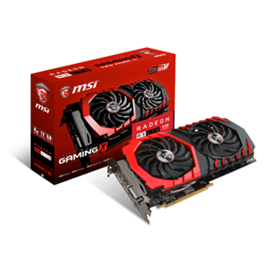 MSI Radeon RX 470 Gaming X 8GB