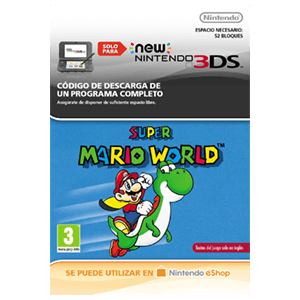 Super Mario World - N3DS