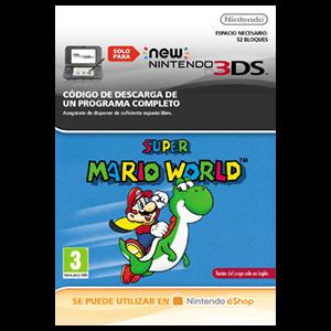 Super Mario World - N3DS