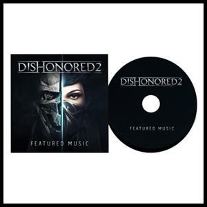 Dishonored 2 - CD selección BSO