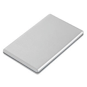 Power Bank Slim Khora 2300mAh Plata