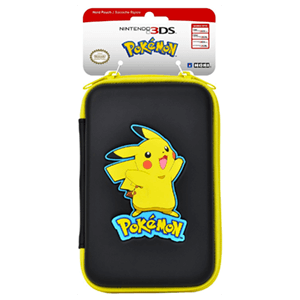 Funda Rígida Pikachu 3DS/New3DS