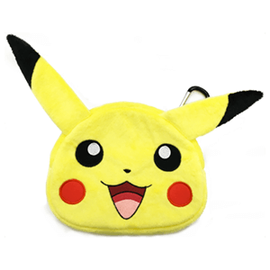 Funda de Felpa Pikachu 3DS/New3DS