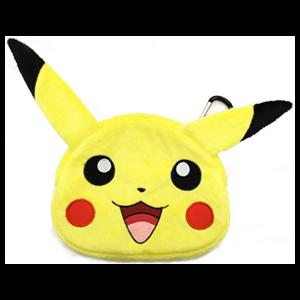 Funda de Felpa Pikachu 3DS-New3DS