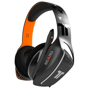 Auriculares Tritton ARK 300 7.1 Inalambricos Negros PS4/XONE/PC