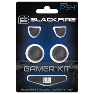 Grips Gamer Kit Blackfire