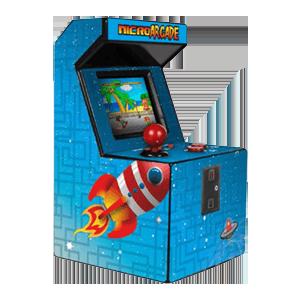 Micro Arcade Advance System 16 Bit (240 juegos)