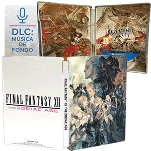 Final Fantasy XII HD The Zodiac Age