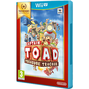 Captain Toad Nintendo Selects