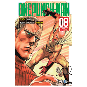 One Punch Man nº 8