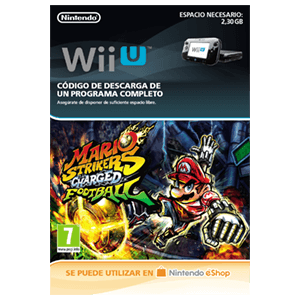 Mario Strikers Charged Football - Wii U