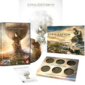 Civilization VI Edic. 25 Aniversario