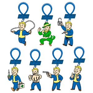 Llavero Fallout 4