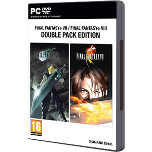 Final Fantasy Double Pack: VII y VIII