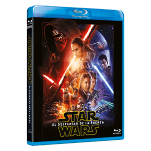 Star Wars: El despertar de la Fuerza BD 2D - BD Extras