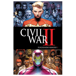 Civil War II: Eligiendo Bando 1